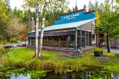 Last Chair Kitchen and Bar - Whitefish Montana
